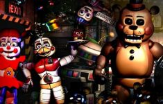 FNAF 7 Game, Play FNAF 2018 for Free Online